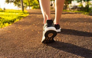 healthy habit walking